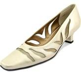 VANELi Racilia Square Toe Leather Heels.