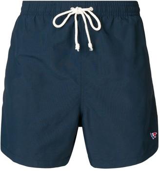 MAISON KITSUNÉ Elastic Waist Swim Shorts