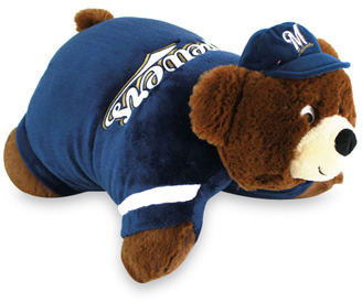 Bed Bath & Beyond MLB Pillow Pets™ - Milwaukee Brewers