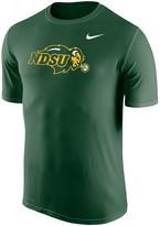 Nike Men's Green NDSU Bison Big Logo T-Shirt