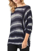 Phase Eight Becca Tie Dye Batwing Sweater