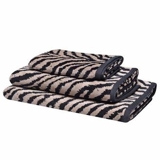 Biba Zebra Bath Towel