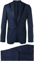 Tagliatore peaked lapel two-piece suit