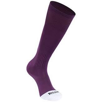 Hissox Over the Calf Cushioned Performance Soccer Socks (