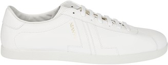 Lanvin Laced Low-top Sneakers