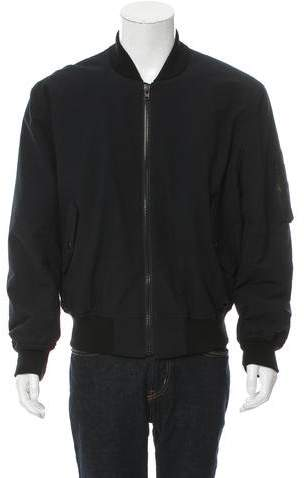 Givenchy Lightweight Bomber Jacket w/ Tags