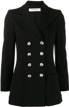 Philosophy di Lorenzo Serafini Double-Breasted Blazer