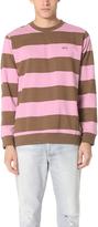 Stussy Bold Stripe Pullover