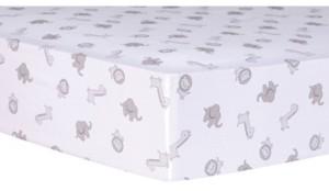 Trend Lab Chevron Safari Cotton Crib Sheet Bedding
