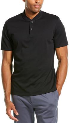 Theory Berk T.Current Pique Polo Shirt