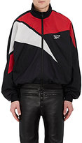Vetements Men's Colorblocked Tech-Taffeta Track Jacket