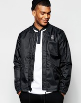 Nike Nk Court Jacket In Black 810145-010