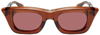 Kuboraum Brown C20 BR Sunglasses