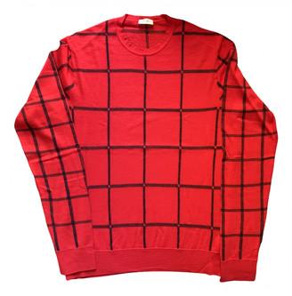 Kenzo Red Wool Knitwear & Sweatshirts