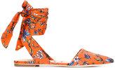 Sam Edelman Brandie sandals - women - Leather/rubber - 6