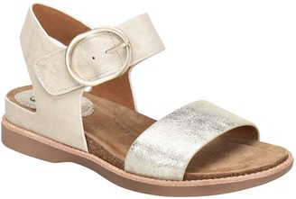 Sofft Leather Walking Sandals - Bali