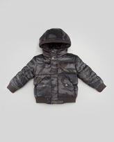 Appaman Camouflage Puffy Coat, Sizes 2-10