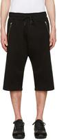 Diesel Black P-mike Shorts