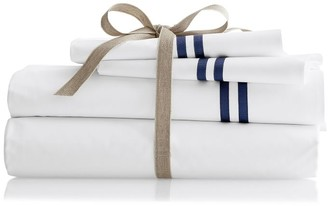 Mark And Graham Italian Double Ribbon Sheet Set