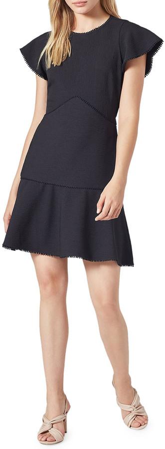 Joie Cybele Short-Sleeve Dress