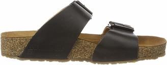 Haflinger Unisex Adults Andrea T-Bar Sandals