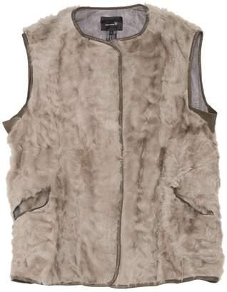 Isabel Marant Beige Leather Jackets