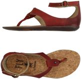 Fly London Toe strap sandals