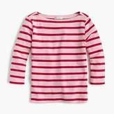 J.Crew Girls' classic striped T-shirt