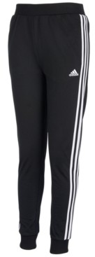 adidas Big Girls Tricot Jogger Pants