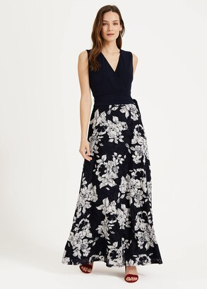 Phase Eight Medeline Lace Maxi Dress