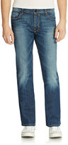 Paige Doheny Relaxed Straight Leg Jeans