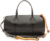 Loewe Barrel small leather tote