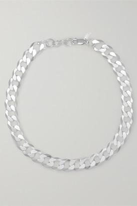 Loren Stewart Xl Silver Necklace