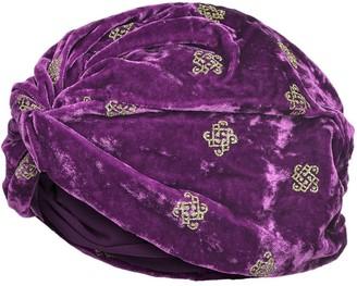 Pinko Embellished Velvet Turban