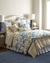 French Laundry Home King Iris Floral Duvet Cover