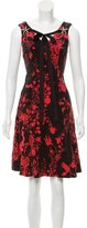 Creatures of the Wind Velvet Dones Dress w/ Tags
