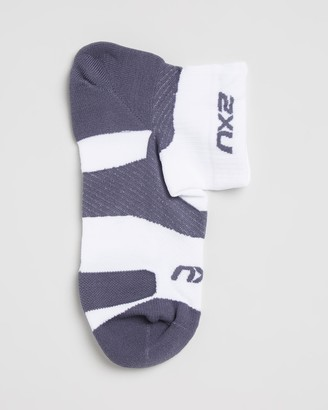 2XU Vectr Light 1/4 Crew Socks - Unisex