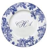Caskata Personalized Arbor Blue Dinner Plate