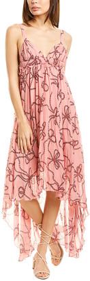 Pinko Argimonio Maxi Dress