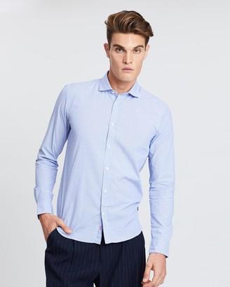 Scotch & Soda Regular Fit Classic Dress Shirt