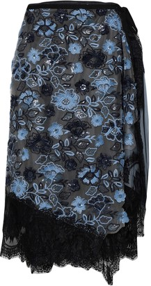 Antonio Marras 3/4 length skirts