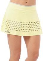 adidas Womens X Stella McCartney Barricade ClimaLite Tennis Skort Fresh Yellow/Glacial
