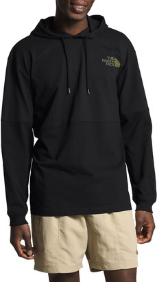 The North Face Heavyweight Half & Half Pullover Hoodie