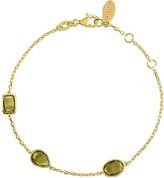 Latelita Venice Bracelet Gold Peridot