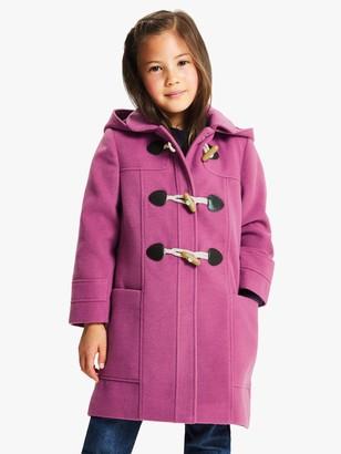 John Lewis & Partners Girls' Duffle Coat