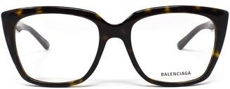 Balenciaga Eyewear Square Frame Glasses