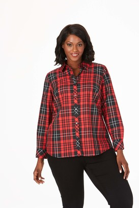 Foxcroft Women's Plus Size 189292