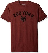 Zoo York Men's Short Sleeve Immuergruen T-Shirt