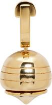 Loewe Gold Stone Fruit Earring