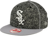 New Era Chicago White Sox Panel Stitcher 9FIFTY Snapback Cap